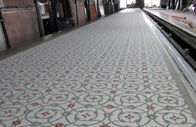 Custom Hand Printed Fabrics And Custom Hand Printed Wallpapers